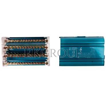 Blok listew rozdzielczych 4-biegunowy 125A EBR 4-15/125 R33RA-02020200301-195788