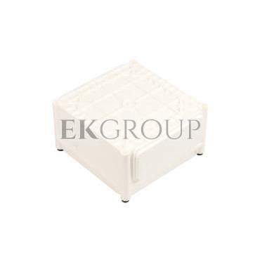 Skrzynka izolacyjna 280x280x151mm Z-2/2 z P-2 biała (2xBM) 0 45-198982