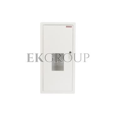 Szafka licznikowa podtynkowa 1-licznikowa 3-fazowy 11 modułów IP30 RW-3-P Z/O-199319