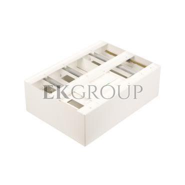 Szafka licznikowa natynkowa/podtynkowa (uniwersalna) 1-licznikowa 3-fazowy 36 modułów IP30 RU-36-P Z-199178