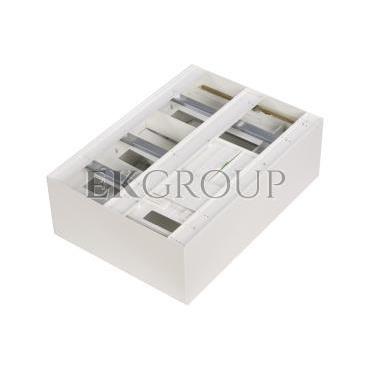 Szafka licznikowa natynkowa/podtynkowa (uniwersalna) 1-licznikowa 3-fazowy 36 modułów IP30 RU-36-P Z/O-199253