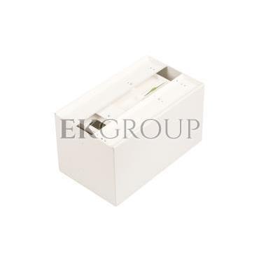 Szafka licznikowa natynkowa/podtynkowa (uniwersalna) 1-licznikowa 1-fazowy IP30 RU-1-L Z/O-199257