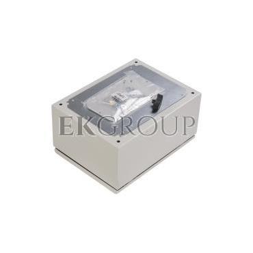 Obudowa S3D 400x300x200mm IP66 z płytą montażową NSYS3D4320P-196450