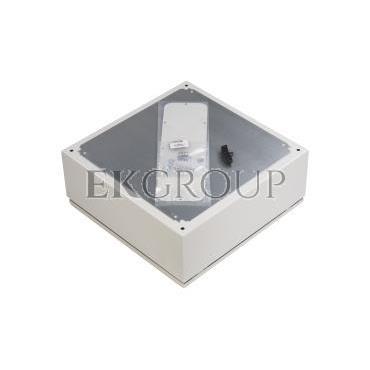 Obudowa S3D 500x500x200mm IP66 z płytą montażową NSYS3D5520P-196457