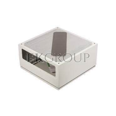 Obudowa S3D 500x500x250mm IP66 z płytą montażową NSYS3D5525P-196465
