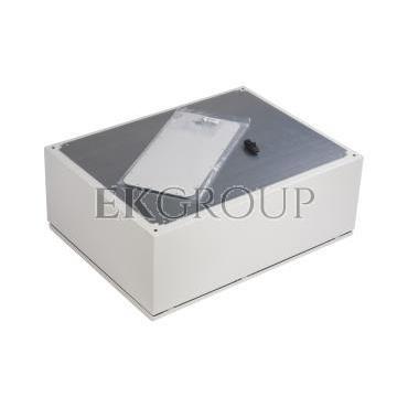 Obudowa S3D 800x600x300mm IP66 z płytą montażową NSYS3D8630P-196488