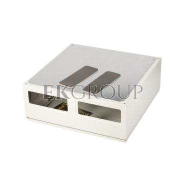 Obudowa S3D 800x800x300mm IP66 z płytą montażową NSYS3D8830P-196512