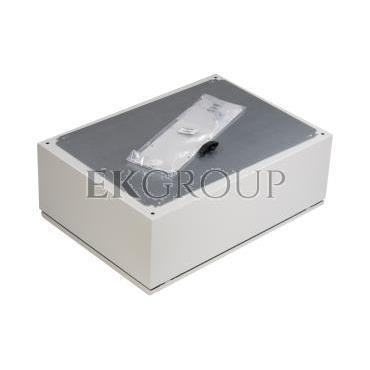 Obudowa S3D 700x500x250mm IP66 z płytą montażową NSYS3D7525P-196516