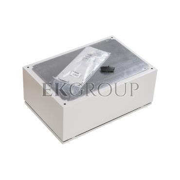 Obudowa S3D 600x400x250mm IP66 z płytą montażową NSYS3D6425P-196520