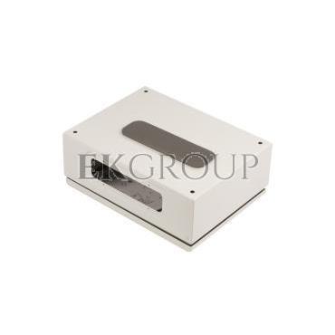Obudowa S3D 300x400x150mm IP66 z płytą montażową NSYS3D3415P-196527