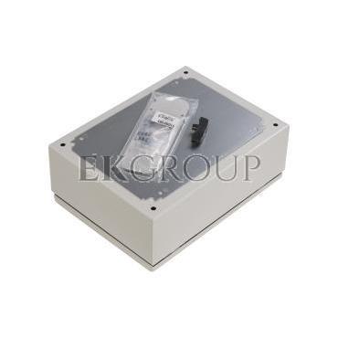 Obudowa S3D 400x300x150mm IP66 z płytą montażową NSYS3D4315P-196531