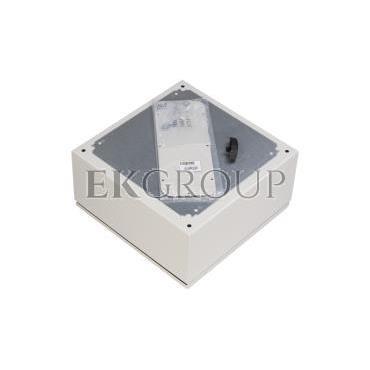 Obudowa S3D 400x400x200mm IP66 z płytą montażową NSYS3D4420P-196535