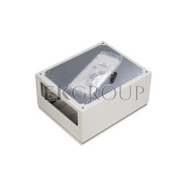 Obudowa S3D 500x400x250mm IP66 z płytą montażową NSYS3D5425P-196539