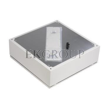 Obudowa S3D 600x600x200mm IP66 z płytą montażową NSYS3D6620P-196543