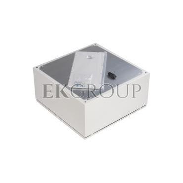 Obudowa S3D 600x600x300mm IP66 z płytą montażową NSYS3D6630P-196547
