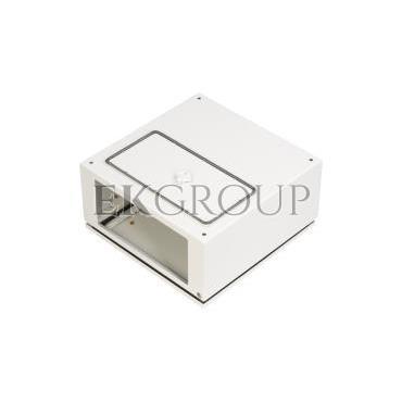 Obudowa metalowa ARGENTA 400x400x200 z płytą IP66 49036-196576