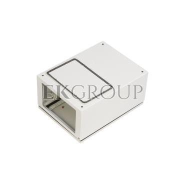 Obudowa metalowa ARGENTA 400x300x200 z płytą IP66 49032-196580