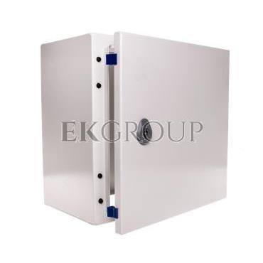 Obudowa metalowa ARGENTA 300x300x200 z płytą IP66 49023-196754