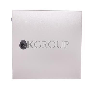 Obudowa metalowa ARGENTA 300x300x200 z płytą IP66 49023-196755