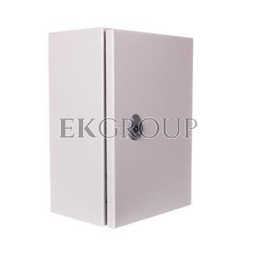 Obudowa metalowa ARGENTA 300x200x150 z płytą IP66 49016-196708