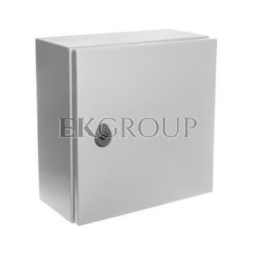 Obudowa metalowa ARGENTA 300x300x150 z płytą IP66 GN303015 49022-196710