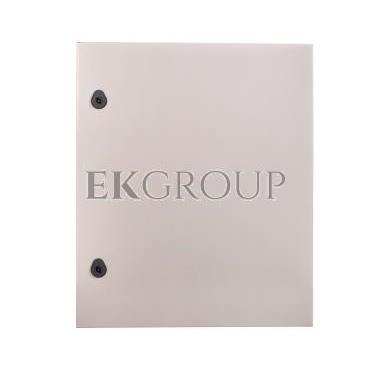 Obudowa metalowa ARGENTA 500x300x200 z płytą IP66 49047-196734