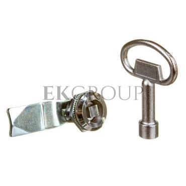 Wkładka zamka kwadratowa z kluczem ZMRN-K R30RS-04010002200-194114