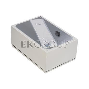 Obudowa S3D 400x600x250mm IP66 z płytą montażową NSYS3D4625P-196670