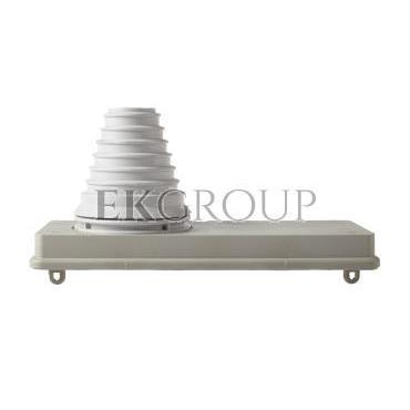 Płyta przepustowa 1 dla kabla 30-72mm IP65 do ścianek 300mm Mi FP70 20001027-192760