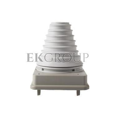 Płyta przepustowa 1 dla kabla 30-72mm IP65 do ścianek 300mm Mi FP70 20001027-192761