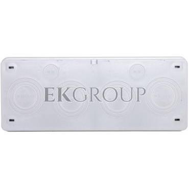 Płyta przepustowa 2xM20, 4xM32/40/50 IP65 do ścianek 300mm Mi FM50 HPL2000132-192770