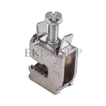 Zacisk do szyn zbiorczych 1,5-16mm2 dla żył Cu KS 16F HPL2600099-199756