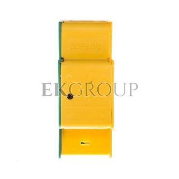 Blok rozdzielczy modułowy 1-biegunowy 160A żółto-zielony LBR160A/13ż-z 84321009-195880