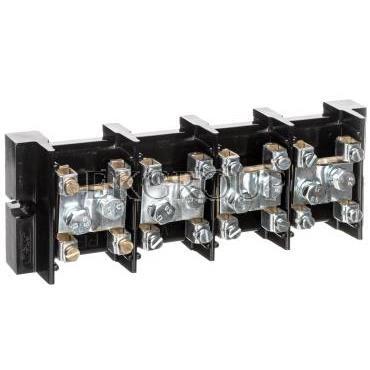 Odgałęźnik instalacyjny 4-torowy (zacisk: 4x70mm2, 4x4x16mm2) LZ4x70/16 84056007-197075
