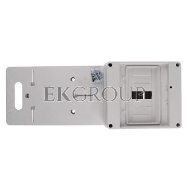 Tablica licznikowa 420x157mm 1F /S/ biała 0111-00-199465