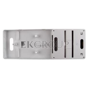 Tablica licznikowa 420x157mm 1F /S/ biała 0111-00-199466