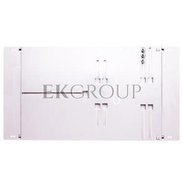 Tablica licznikowa 378x200mm 1/3F szara T-1F/3F-b/z 10.4-199508