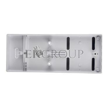 Tablica licznikowa 380x152mm 1F szara TLR-1F 10.2A-199469