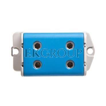 Zacisk rozdzielczy AL/CU 16-95mm2 niebieski KE67.2-195887