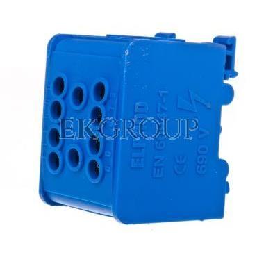Odgałęźnik instalacyjny 1-torowy (zacisk: 1x35mm2, 2x16mm2) LZ1x35/16/16 84168003-197068