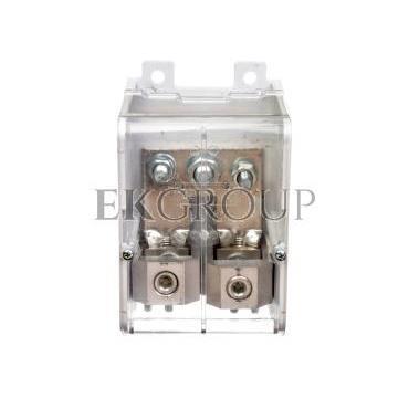 Odgałęźnik instalacyjny (zacisk: 2x120mm2, 1x35 mm2, 2x25mm2) szary LZ 1x240/35/16 84002002-197085