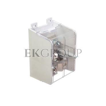 Odgałęźnik instalacyjny (zacisk: 2x120mm2, 1x35 mm2, 2x25mm2) szary LZ 1x240/35/16 84002002-197086