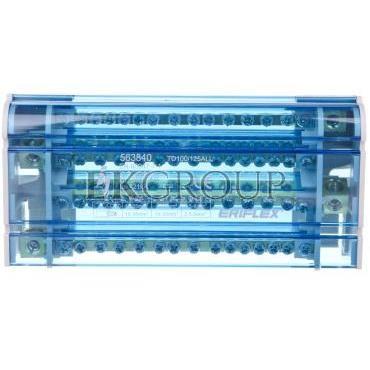 Blok rozdzielczy 4-biegunowy 125A TD 100/125ALL-195856