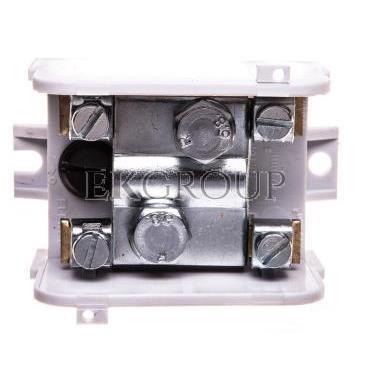Odgałęźnik instalacyjny 1-torowy (zacisk: 1x70mm2, 4x16mm2) LZ1x70/16 84057002-197071