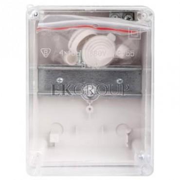 Obudowa 158x118x80mm IP55 OB-1/TH35 CARBO-BOX 0230-00-199000