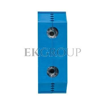 Złączka szynowa gwintowa ZSG ( ZUG ) 95mm2 niebieska 43426BL -213770