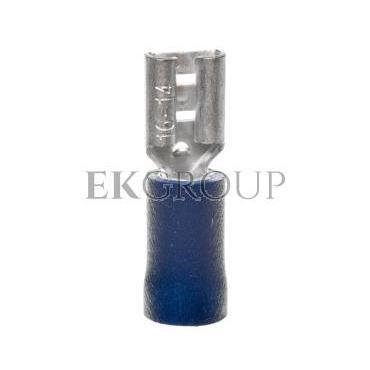 Nasuwka izolowana NI 4,8-2,5/0,5 PCV E10KN-03010103101 /100szt./-210988