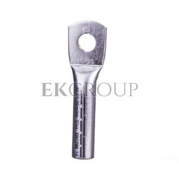 Końcówka oczkowa aluminiowa KDA 35/10 E12KA-01030101000-208712