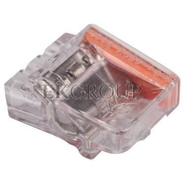 Szybkozłączka 3x1,5-2,5mm2 transparentna PC2253-CL 89022000 /100szt./-212547