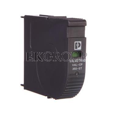 Wtyk z ochroną przepięciową typ 2 40kA 1,5kV 350V AC VAL-CP-350-ST 2859602-214914